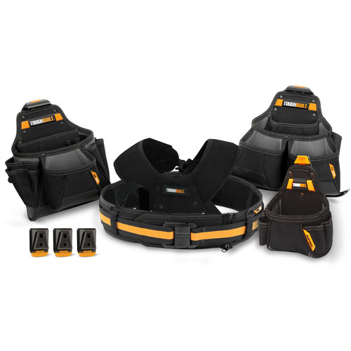 TOUGHBUILT TOOL BELT PRODUCTS